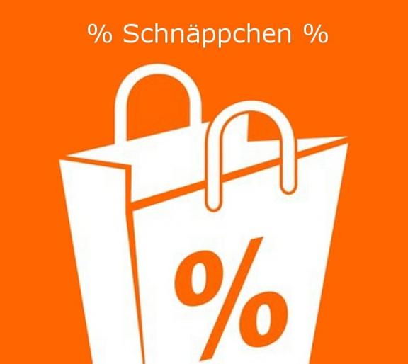 % SALE % - SCHNÄPPCHEN
