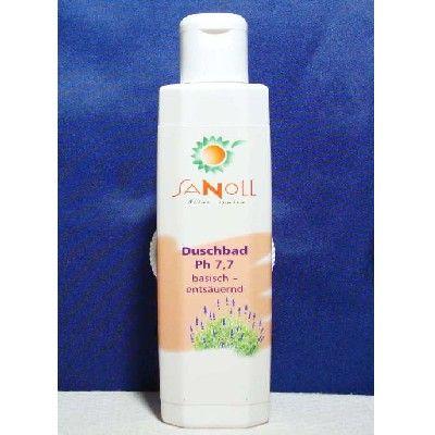 SANOLL BIO Duschbad pH 7,7 basisch-entsäuernd - Nur das Beste für Deine Haut!