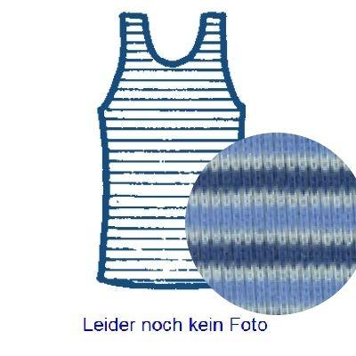 Cosilana Trägerhemd Ringel Baumw. kbA