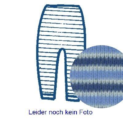 Lange Unterhose - Ringel - Baumw. kbA.