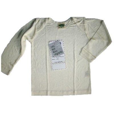 ALKENA Baby- & Kinder Shirt Langarm Organic Seide - BIO SEIDE - NEURODERMITIS