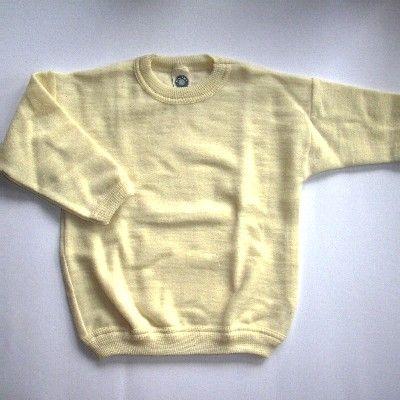 Cosilana - Wollfrottee - Pullover - f. Schlafanzug