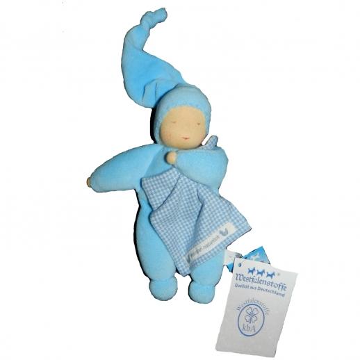 Westfalenstoffe Puppe - kbA Baumwolle