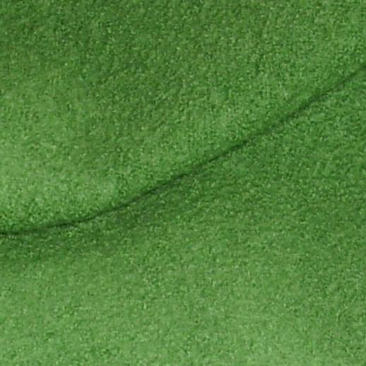 Schadstoffgeprüfter Walkstoff - 100% Schurwolle - grasgrün - grün - aus Italien
