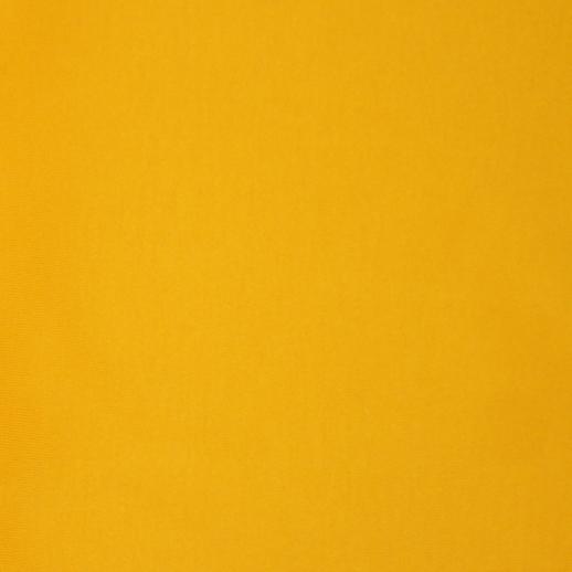 Jersey - uni sonnengelb / gelb - 100% Cotton