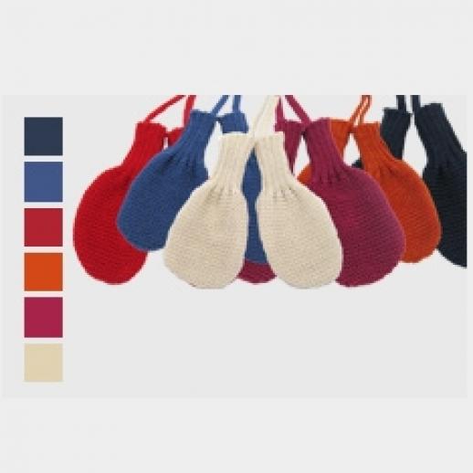 REIFF - Handschuhe - 100% kbT-Schurwolle Babyhandschuh BIO Organic