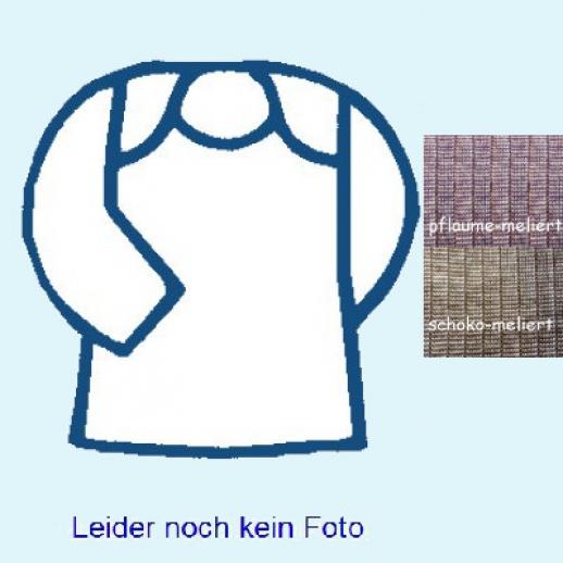SALE: Cosilana Hemd - Schlupfhemd - Seide / kbT Wolle - Baumwolle uni meliert