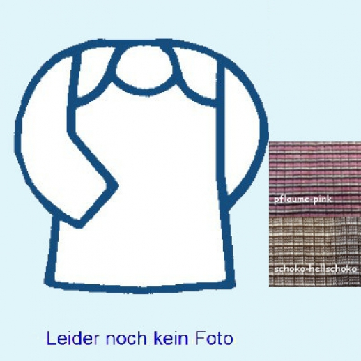SALE: Cosilana Hemd - Langarm - Seide kbT Wolle - Baumwolle Ringel
