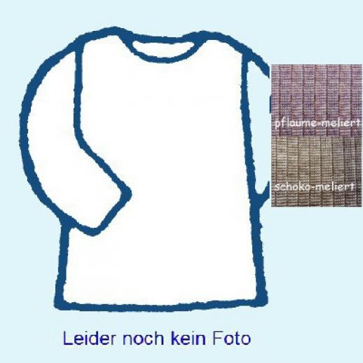 SALE: Cosilana Kinder-Unterhemd Seide Wolle Baumolle Organic meliert