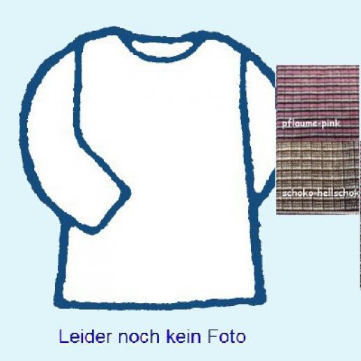 SALE: Cosilana Kinder-Unterhemd Seide Wolle Baumolle Organic Ringel