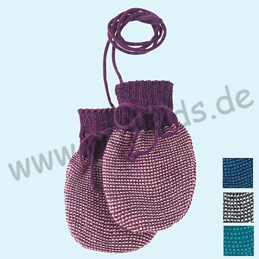 SALE: DISANA: Strick - Handschuhe - weiche kbT Merino-Wolle für die Kleinsten