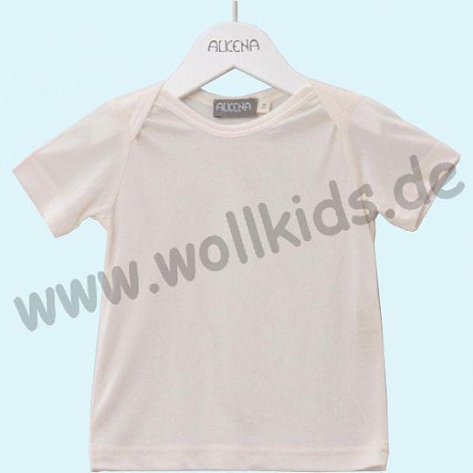 ALKENA Baby- & Kinder Shirt Kurzarm Organic Seide - BIO SEIDE