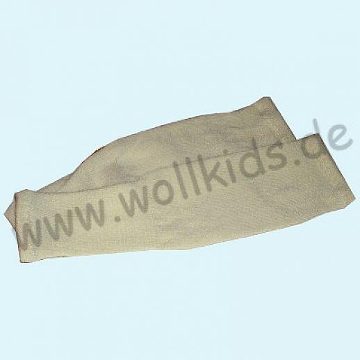 Baby-Stulpen - Beinwärmer - Stulpen Wolle Seide - warm und weich