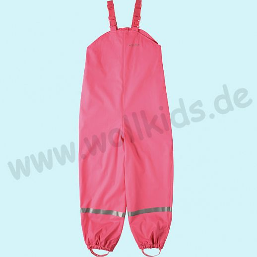 NEU: BMS Buddel-/ Regenlatzhose - 100% wasserdicht - OekoTex 100 Kategorie 1 pink