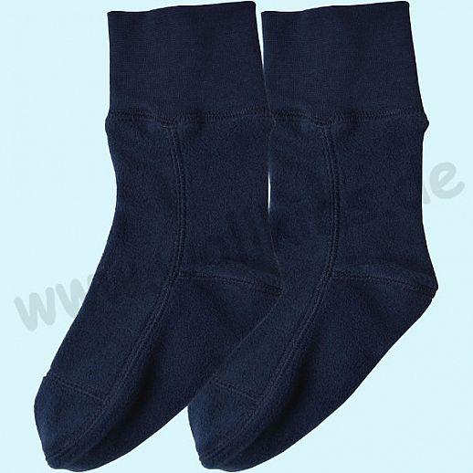 NEU: BMS ANTARCTIC Fleece Füsslinge / Socken - ideal für die Naturkautschuk Gummistiefel