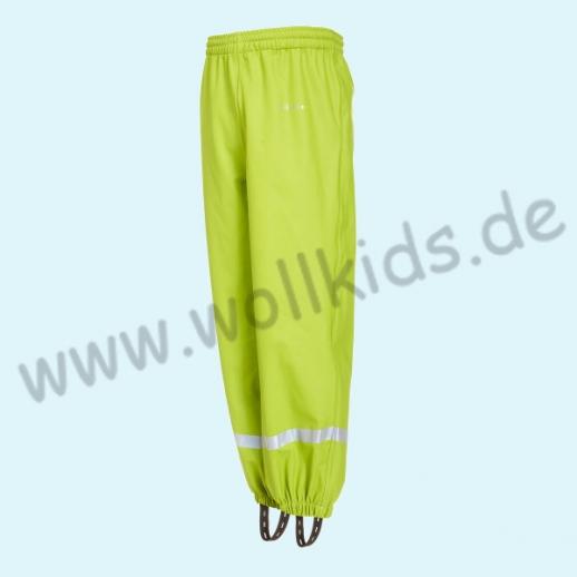 NEU: BMS Buddel-/ Regenbundhose - wasserdicht grün - OekoTex 100 Kategorie 1
