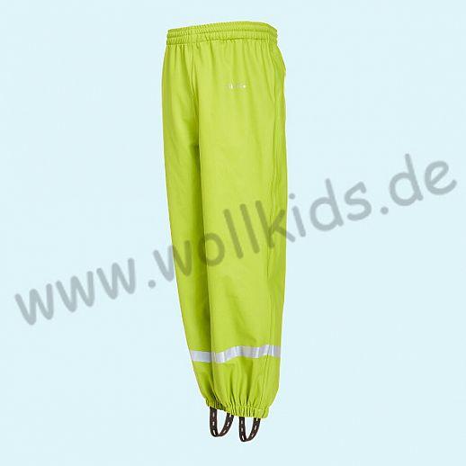 NEU: BMS Buddel-/ Regenbundhose - wasserdicht - OekoTex 100 Kategorie 1 limette