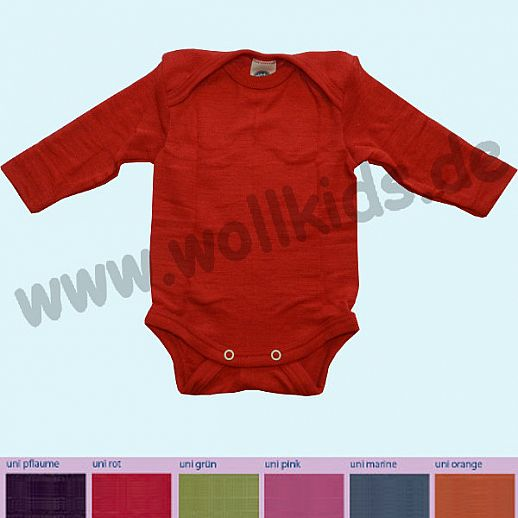 COSILANA Body Uni Vollfarbe Wolle Seide viele Farben Neu: jetzt auch pink