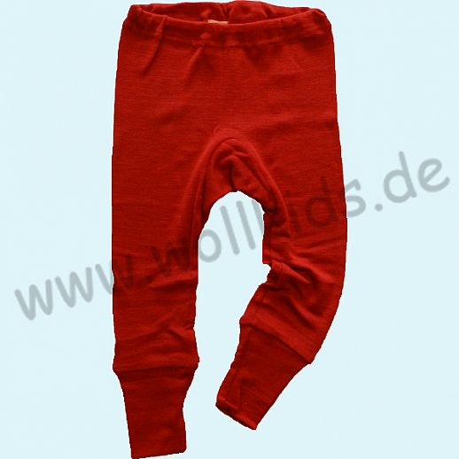 Cosilana Baby-Hose Wolle Seide - viele Farben Organic Babyhose