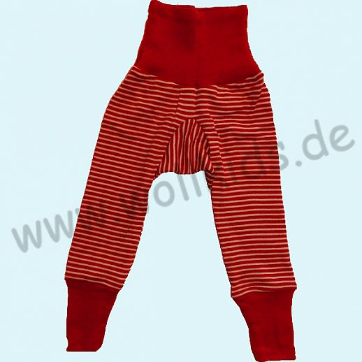 COSILANA Baby-Hose Wolle Seide - viele Farben BIO kbT Organic