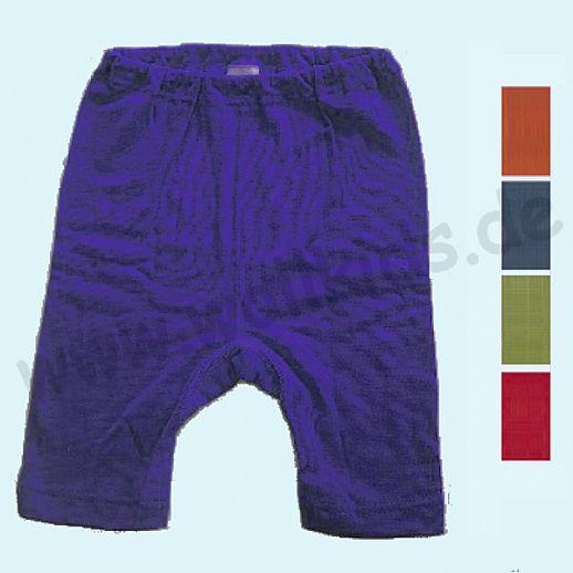 Kinder-Bermuda - Schurwolle - kbT - Shorts Cosilana Wolle Seide