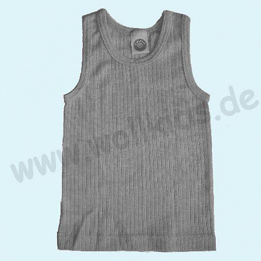 Cosilana Hemd Seide Wolle BIO Baumwolle Farben ORGANIC grau weinrot