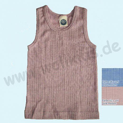 Cosilana Hemd Seide Wolle BIO Baumwolle Farben ORGANIC