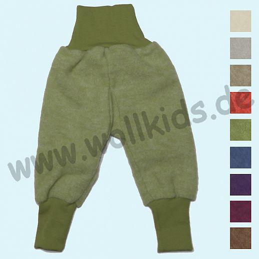 NEU: Cosilana Wollfleece - Hose - in vielen Farben lieferbar - ganz kuschelig weich