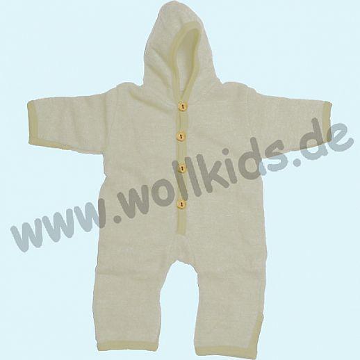 COSILANA: Wollfleece Overall, weiches Wollfleece, kbT Schurwolle