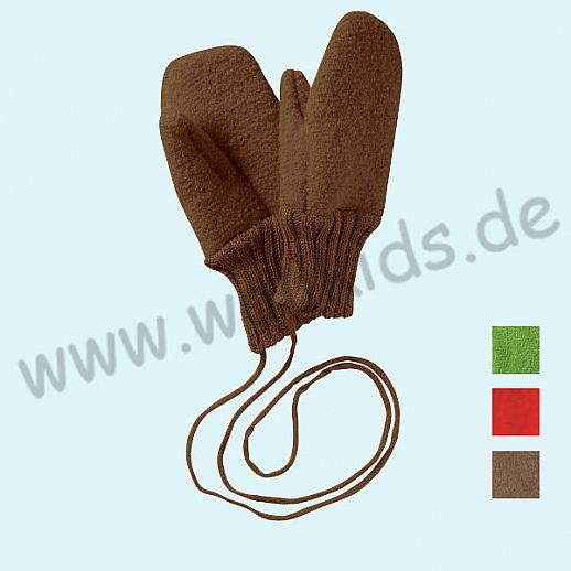 SALE: Disana Walkhandschuhe Handschuhe GOTS Handschuhe BIO Schurwolle