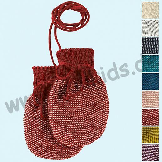 DISANA: Strick - Handschuhe - weiche kbT Merino-Wolle für die Kleinsten - NEUE FARBEN