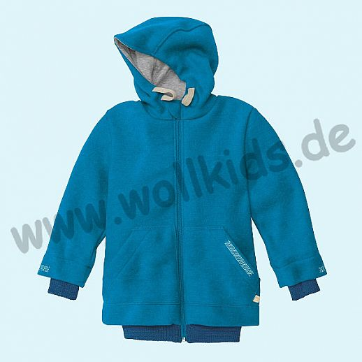 DISANA Outdoor Jacke Outdoorjacke Walk kbT Schurwolle