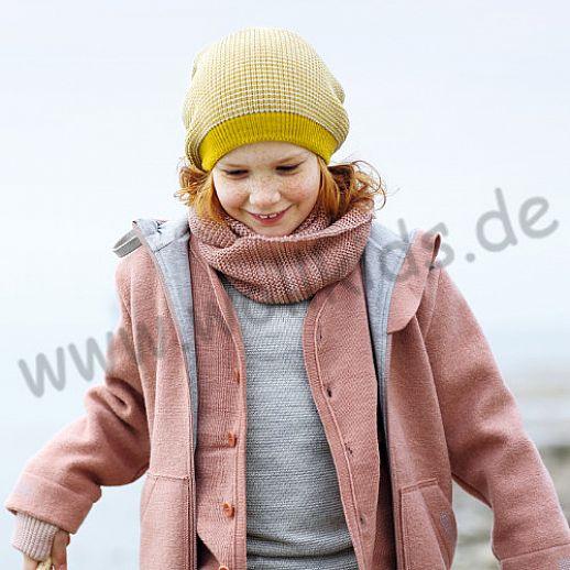NEUE Farbe: Rose jetzt ab 98/104 - Disana Outdoor Jacke Outdoorjacke Walk - kbT Schurwolle