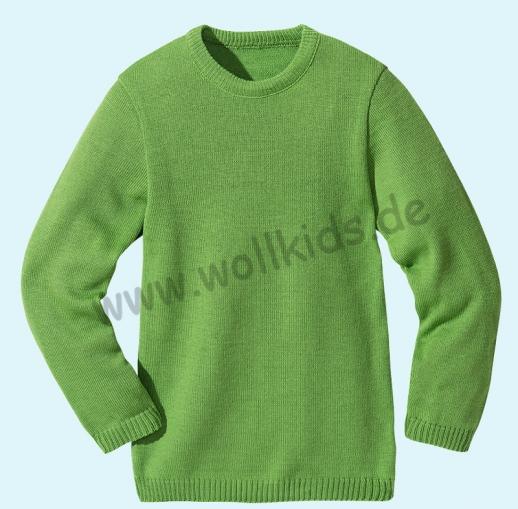 f21d1c62e6 Disana - Pullover - Kinder Strickpullover Pullover Pulli uni - 100 ...