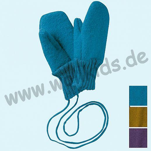 SALE: DISANA: Walkhandschuhe Handschuhe GOTS Handschuhe BIO Schurwolle