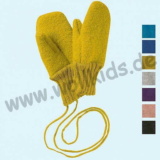 Disana Walkhandschuhe Handschuhe GOTS Handschuhe BIO Schurwolle