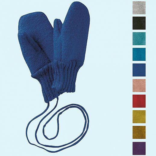 DISANA: Walkhandschuhe Handschuhe GOTS Handschuhe BIO Schurwolle