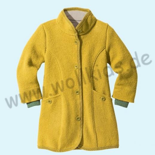 NEUE FARBEN: Disana Mantel Jacke Walk Jacke - kbT Schurwolle - Wintermantel GOTS BIO