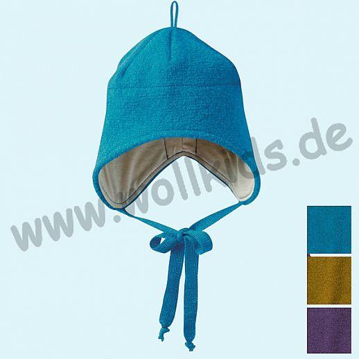 SALE: DISANA Walkmütze - Mütze kbT Schurwolle GOTS Mütze BIO - neue Farben