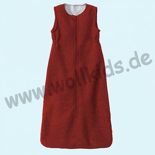 SALE: DISANA Walk - Schlafsack kbT Schurwolle Merinowolle BIO