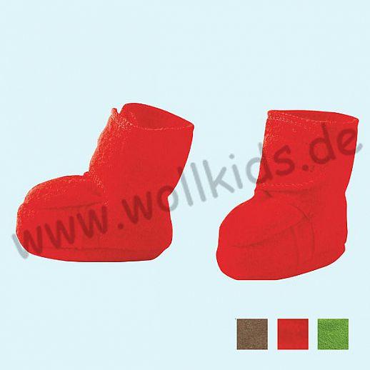 SALE: Disana Walkpuschen Walkschuhe Schuhe GOTS Hausschuhe Schurwolle