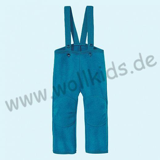 DISANA Walkhose Trägerhose Hose- kbT Schurwolle - Matschhose