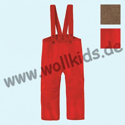 SALE: DISANA Walkhose Trägerhose Hose- kbT Schurwolle - Matschhose