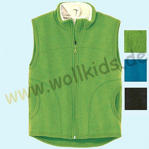 Disana - Walk-Weste BIO Walk Weste - 100% kbT-Schurwolle