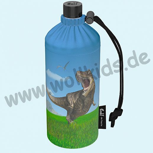 Emil die Flasche - Dinos - Dinosaurier - 0,4l oder 0,4l Weithals
