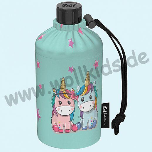 Emil die Flasche - Unicorns - Pummel-Einhorn - Einhorn - 0,3l oval,oder 0,4l oder 0,4l Weithals