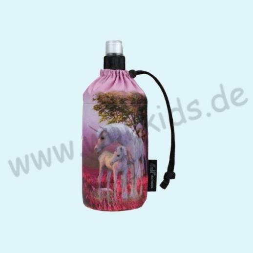 Emil die Flasche - Einhorn Pegaus Glasflasche