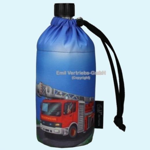Emil die Flasche - Hits4Kids -Action Trinkflasche Weichmacherfrei - Bisphenol-A FREI
