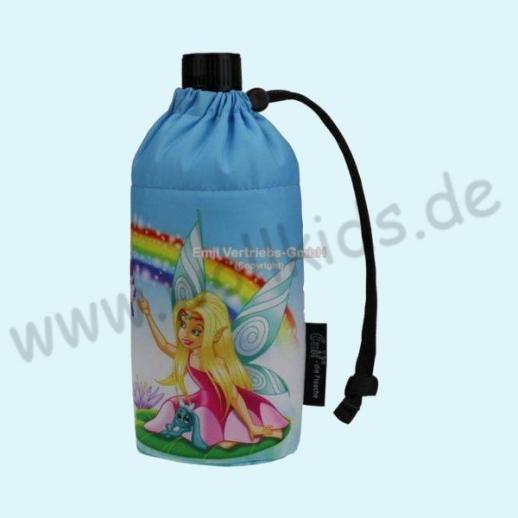 Emil die Flasche - Rainbow - Regenbogen Glasflasche