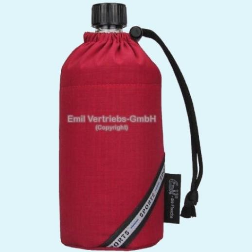 Emil die Flasche - Sport rot 0,4l